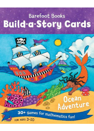 Build-a-Story Cards: Ocean Adventures  -Go Green Baby