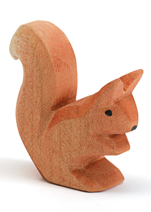 Ostheimer Wooden Animals - Squirrels