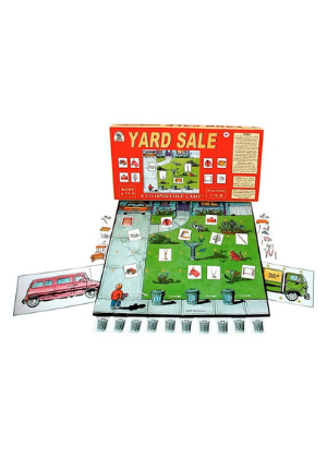 Yard Sale Cooperative Game