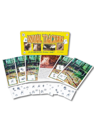 Animal Trackers Cooperative Game