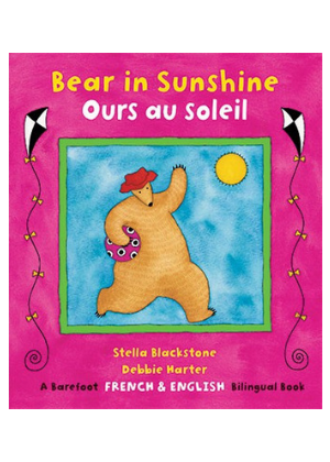 Bear in Sunshine/Ours au soleil  -Go Green Baby