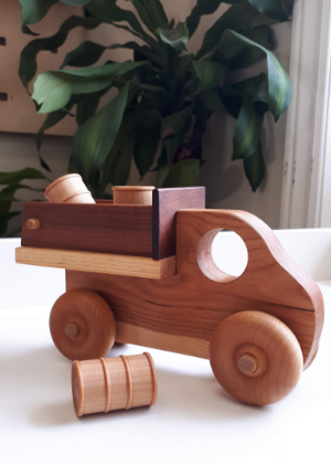 Wood'n Wheels Vehicles