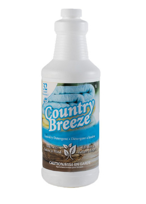 Country Breeze Laundry Detergent  -Go Green Baby