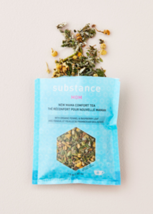 Substance New Mama Comfort Tea  -Go Green Baby
