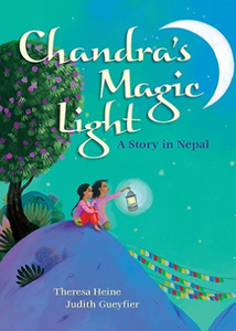 Chandra's Magic Light  -Go Green Baby