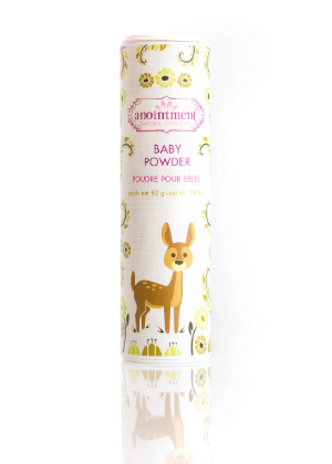 Anointment Baby Powder  -Go Green Baby