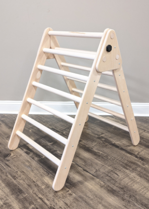 Foldable Climbing Triangle Frame  -Go Green Baby