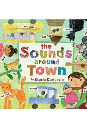 Sounds Around Town  -Go Green Baby