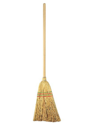 Gluckskafer Straw Broom