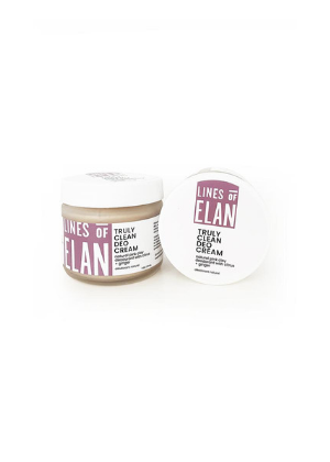 Lines of Elan Pink Clay Deodorant