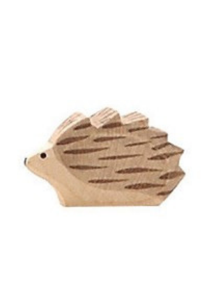 Ostheimer Wooden Animals - Hedgehogs