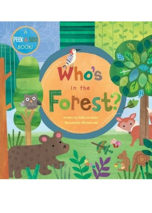 Who's In The Forest?  -Go Green Baby