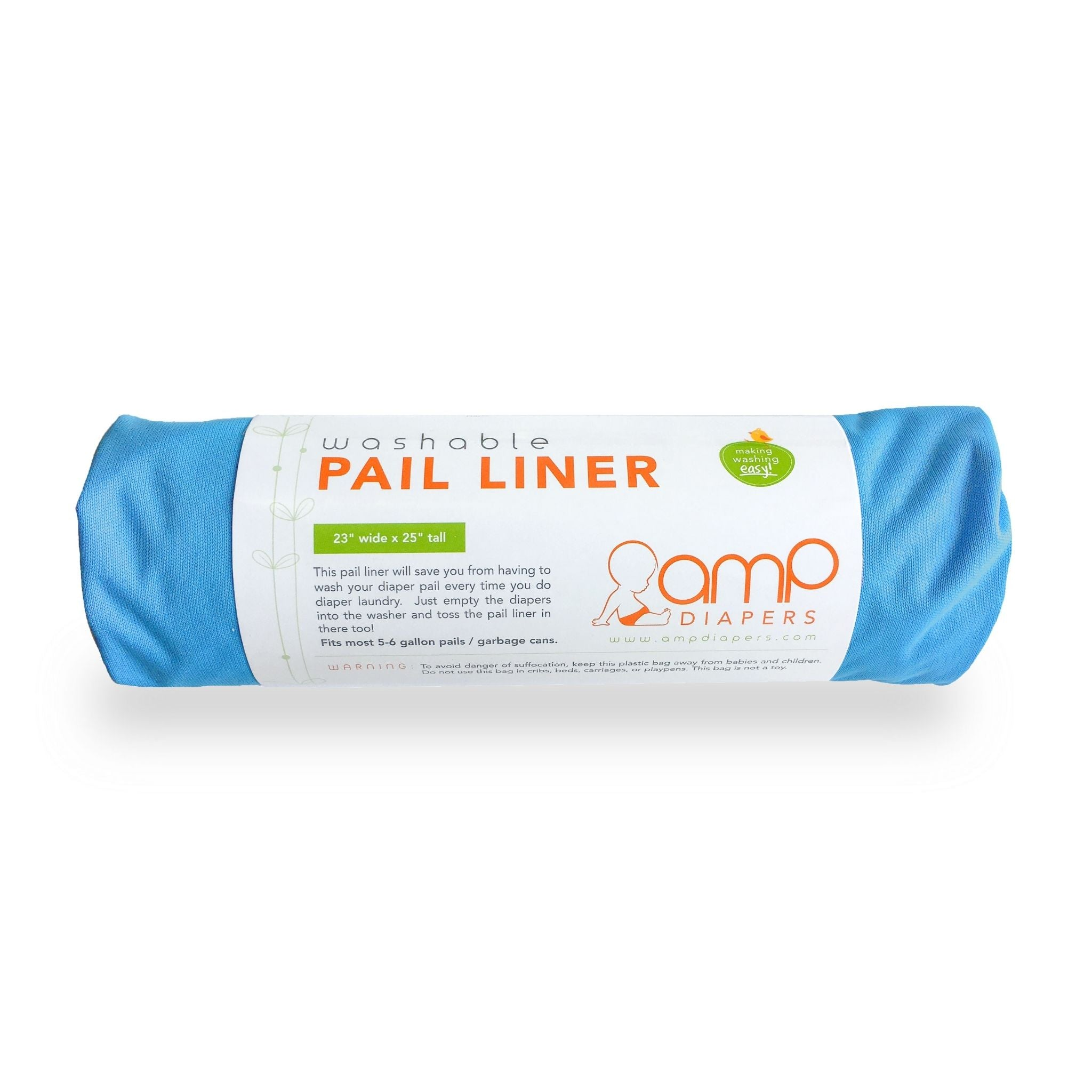 Diaper Pail Liner  -Go Green Baby