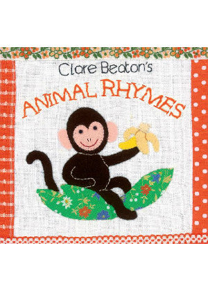 Animal Rhymes Boardbook
