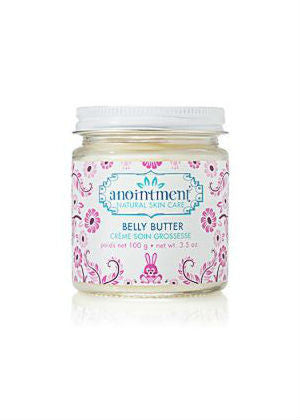 Anointment Belly Butter  -Go Green Baby