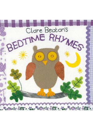 Bedtime Rhymes Boardbook