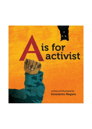 A is for Activist  -Go Green Baby