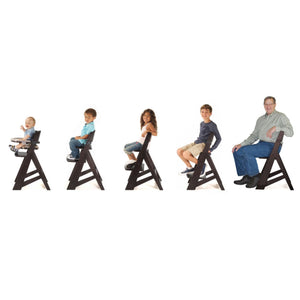 Keekaroo® Height Right™ High Chair with Infant Insert