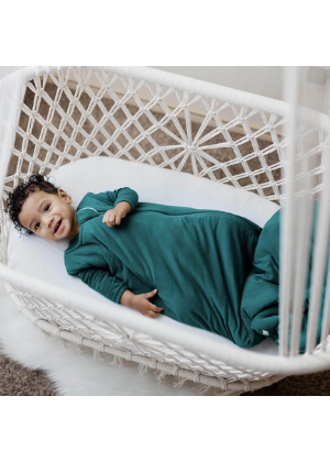 Kyte Baby Sleep Bag 1.0 Tog Emerald  -Go Green Baby