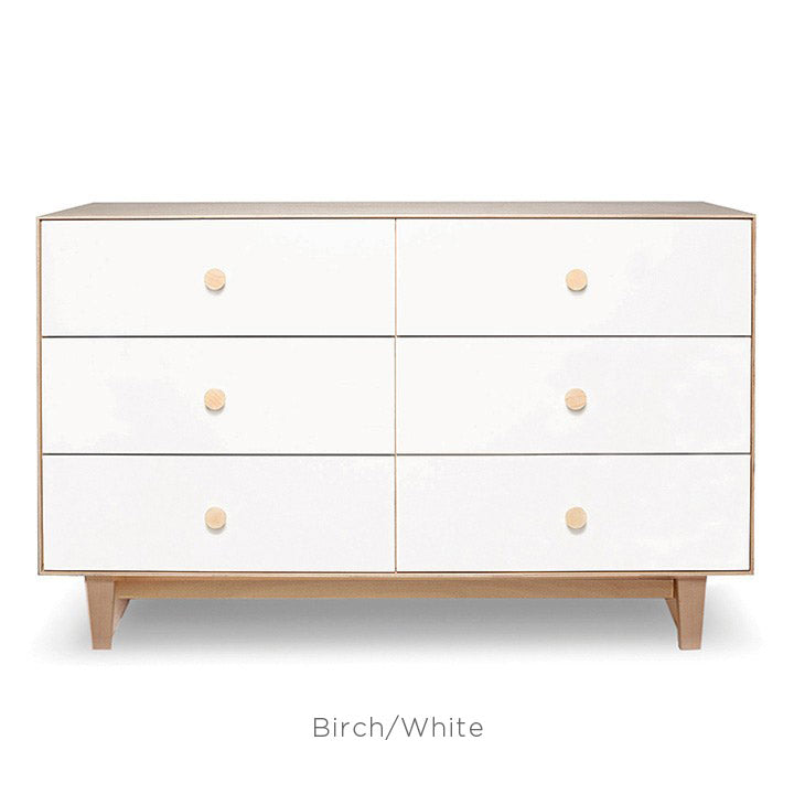 Merlin 6 Drawer Dresser  -Go Green Baby