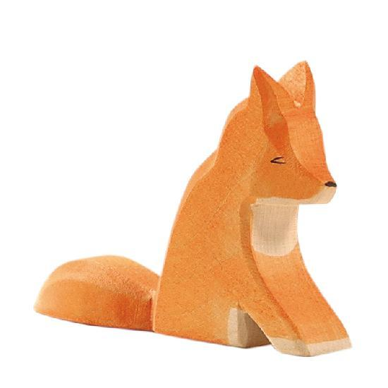 Ostheimer Wooden Animals - Foxes