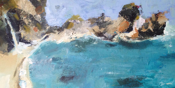 Down to McWay Falls 15x30