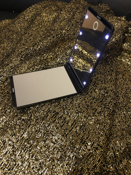 Lux Led Compact Mirror Lux Box