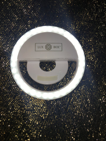 Lux Selfie Light (Rechargeable USB)