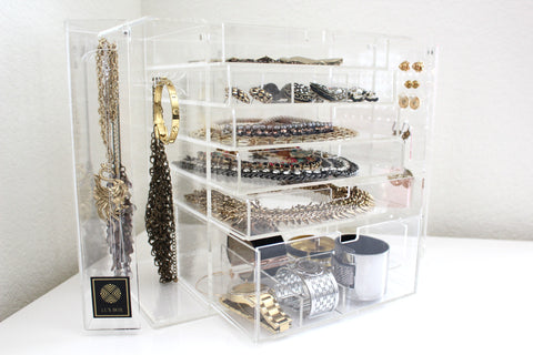 Delicieux LUX Jewelry Box