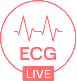 Live Stream Sounds & ECG