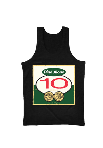 Dine Alone Tank Top