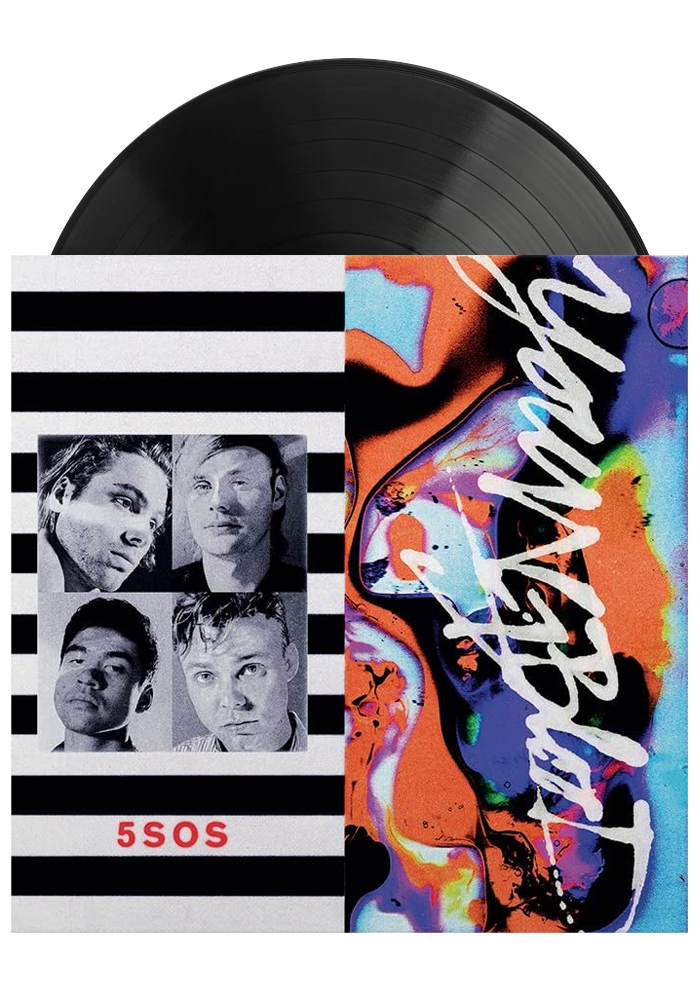 5SOS ‎– Youngblood (LP)