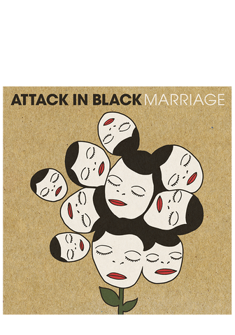 Attack in Black - Marriage (CD)