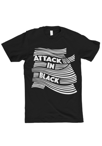 Attack in Black - Greenbelt T-Shirt