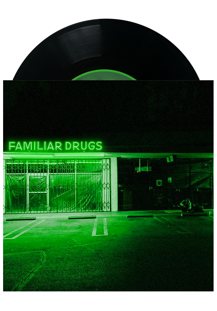 "Familiar Drugs (7"")-Alexisonfire-Dine Alone Records"