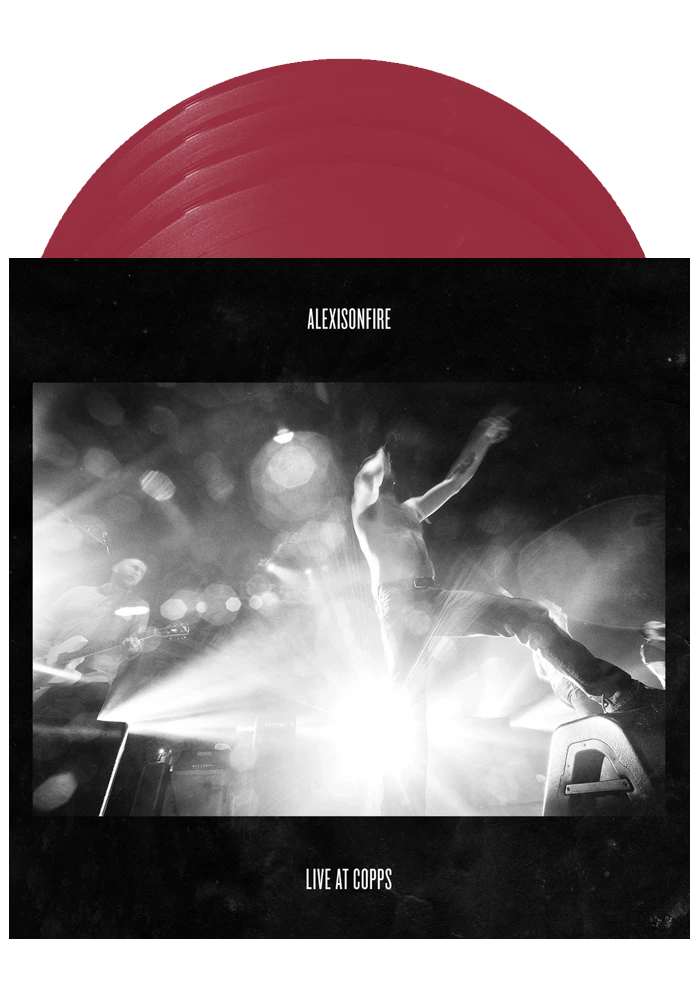 Alexisonfire - Live at Copps (Oxblood 4LP)