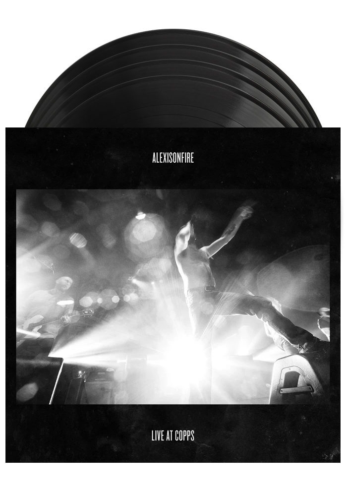 Live at Copps (4LP)-Alexisonfire-Dine Alone Records