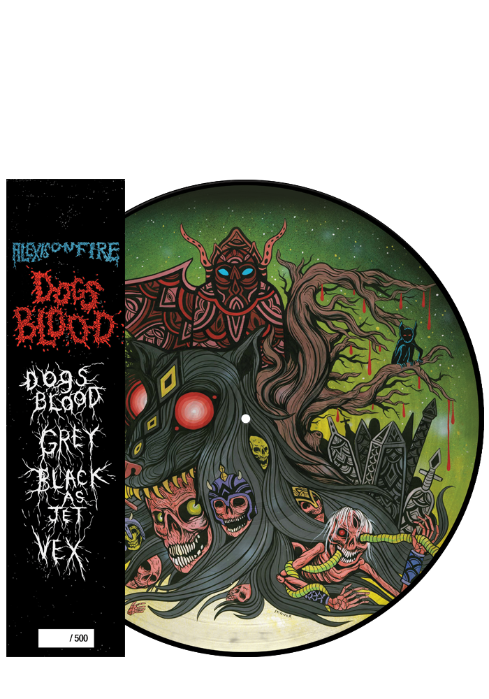 Dogs Blood (Picture Disc)