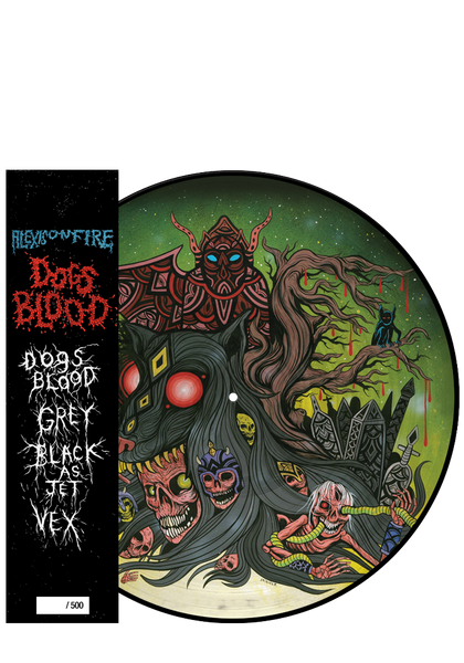 Alexisonfire - Dogs Blood (Picture Disc)