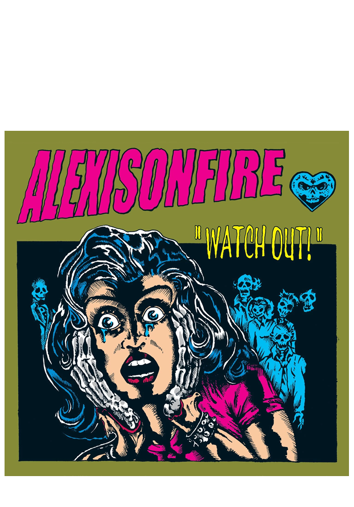 Alexisonfire - Watch Out! (CD)