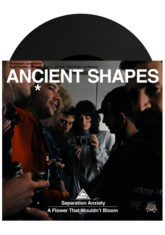 "Dboy / Ancient Shapes - Split (7"")"