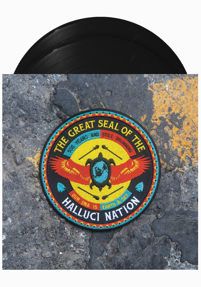A Tribe Called Red - We Are The Hallucination (2LP)