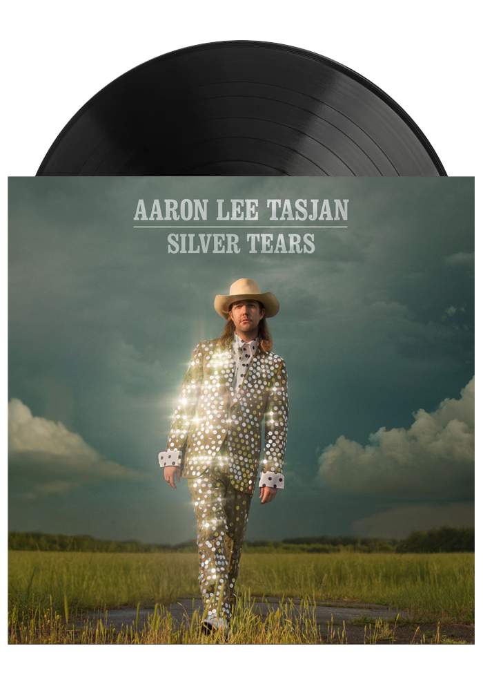 Aaron Lee Tasjan - Silver Tears (LP)