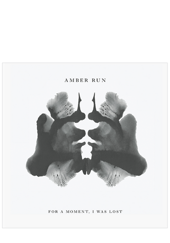 Amber Run - For A Moment, I Was Lost (CD)