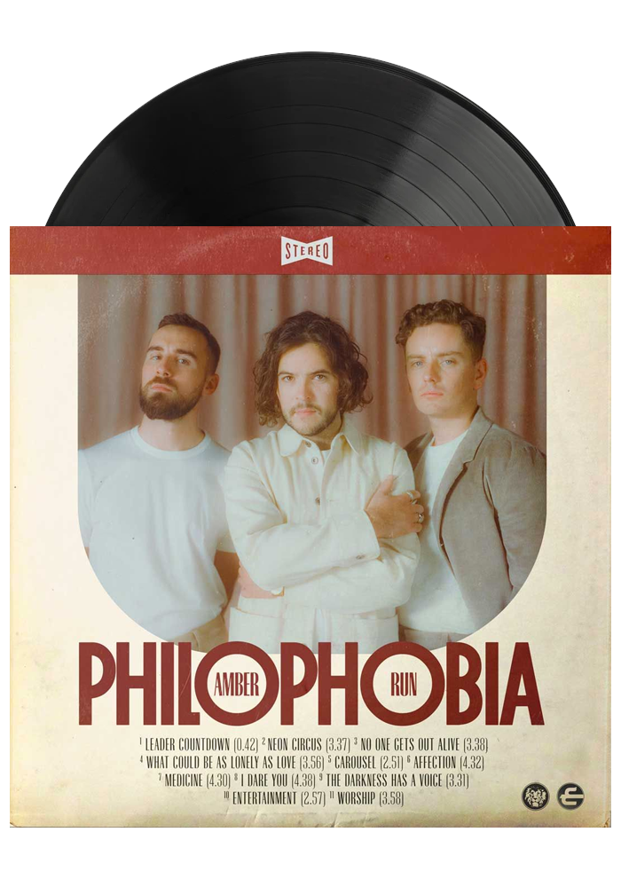 Amber Run - Philophobia (LP)