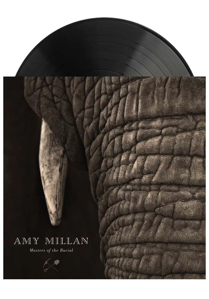 Amy Millan - Masters Of The Burial (LP)