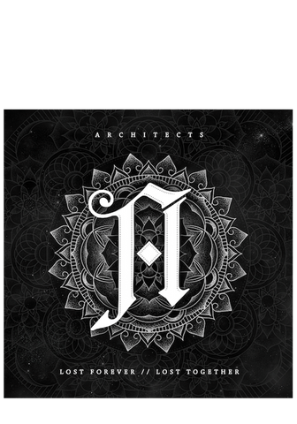ARCHITECTS - Lost Forever // Lost Together (CD) - New Damage Records