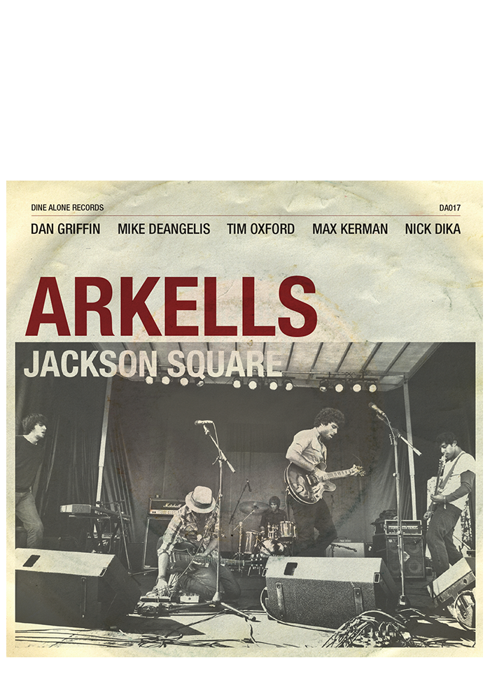 Arkells - Jackson Square (CD)