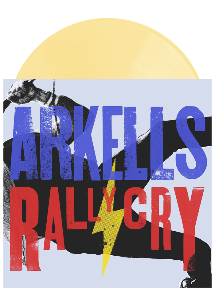 Arkells - Rally Cry (Opaque Yellow LP)