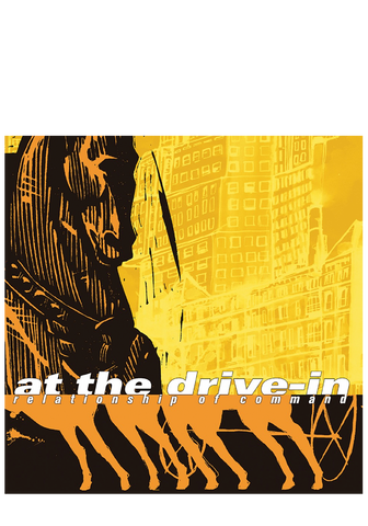 At The Drive-In - Relationship Of Command (CD)